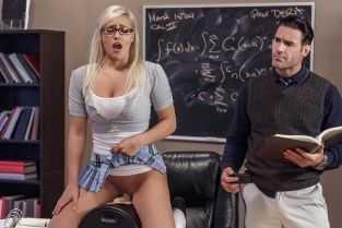 doamna n pantaloni se fute